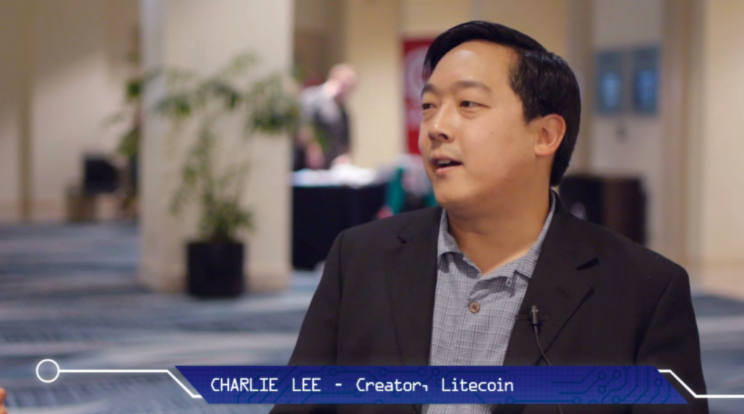 Charlie Lee. Litecoin founder