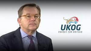 Stephen Sanderson Exec Chairman UKOG