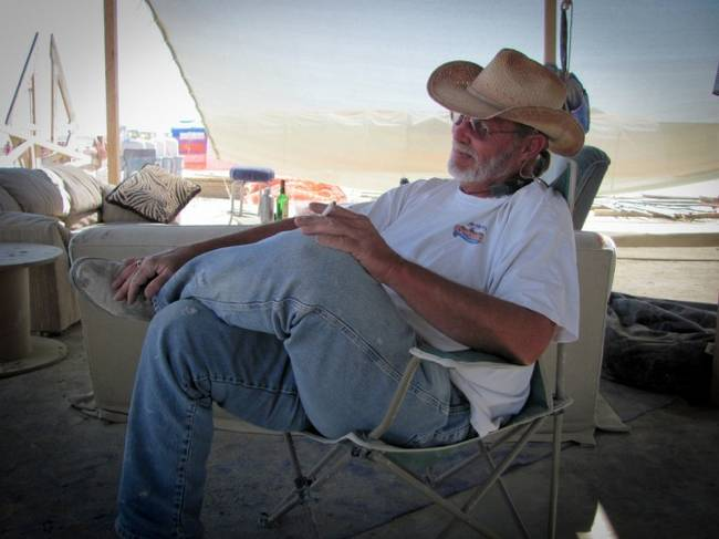Rick Rea, the equipment whisperer