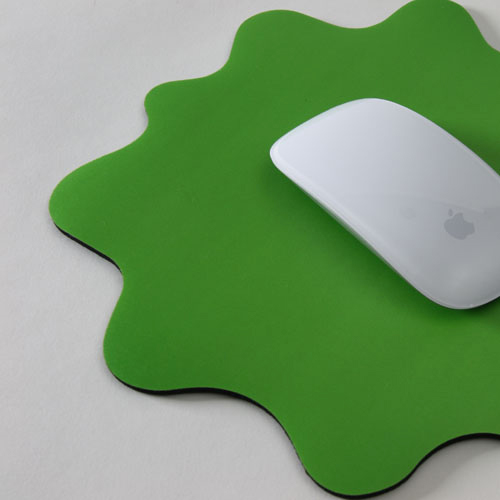 Squiggle  mousepad