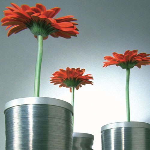 Mutant mutable flower vase