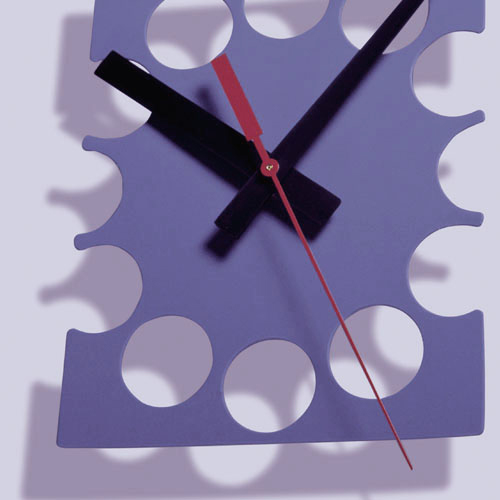 Sticky kitchen clocks