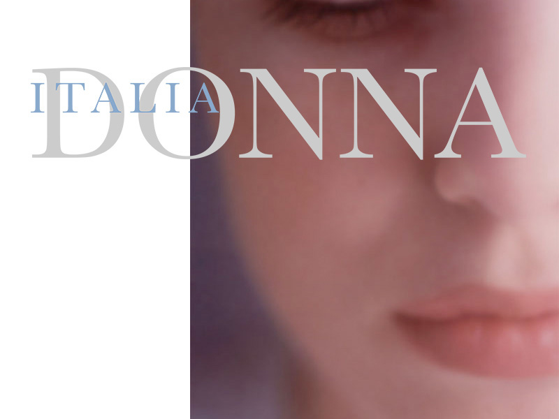 Italia Donna Brand Logo