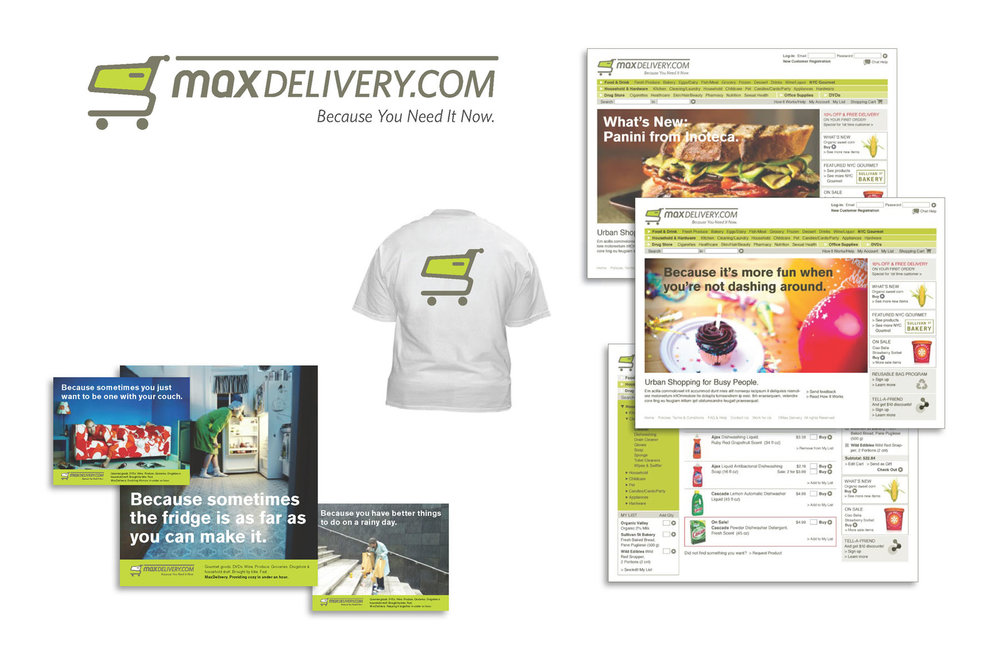 Max Delivery Look