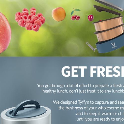 """Tyffyn """"Get Fresh"""""""
