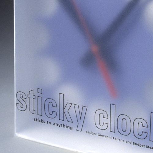 Sticky Clock