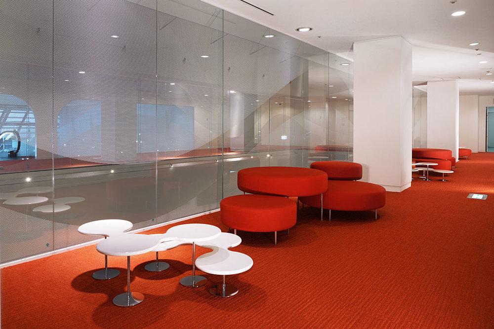 Tokyo Global Gateway Lounge