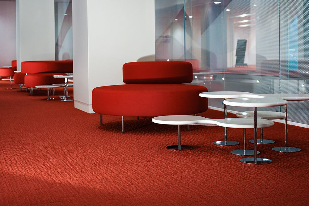 Tokyo Global Gateway Mezzanine Lounge