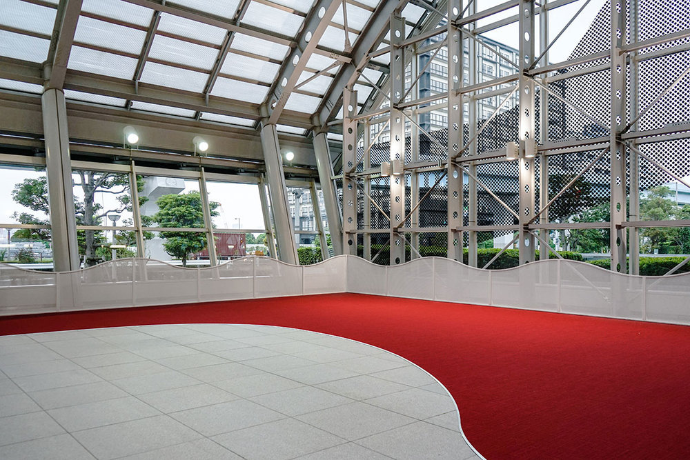 Tokyo Global Gateway Lobby
