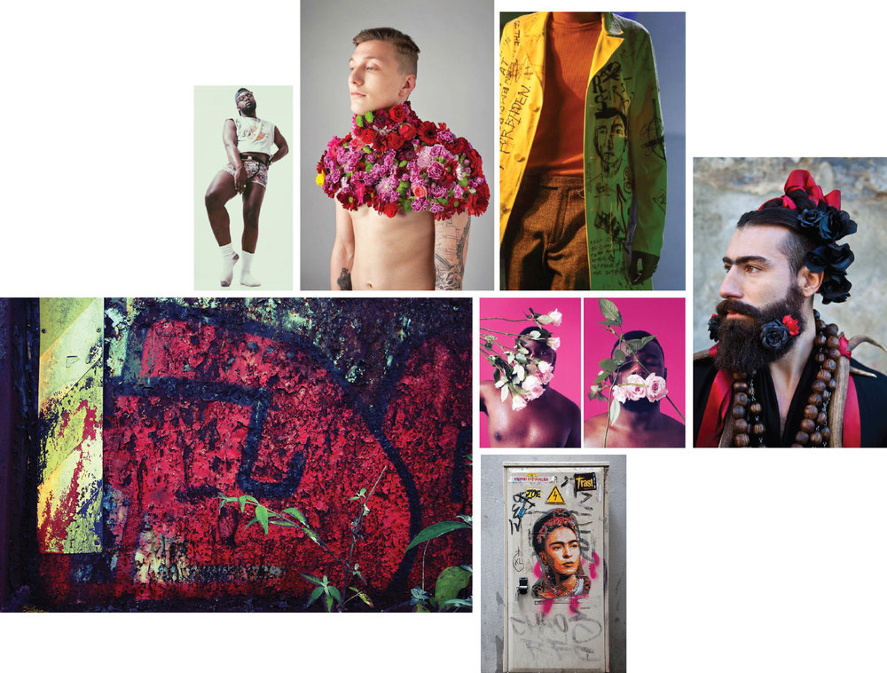 Rakeem x Frida Kahlo concept