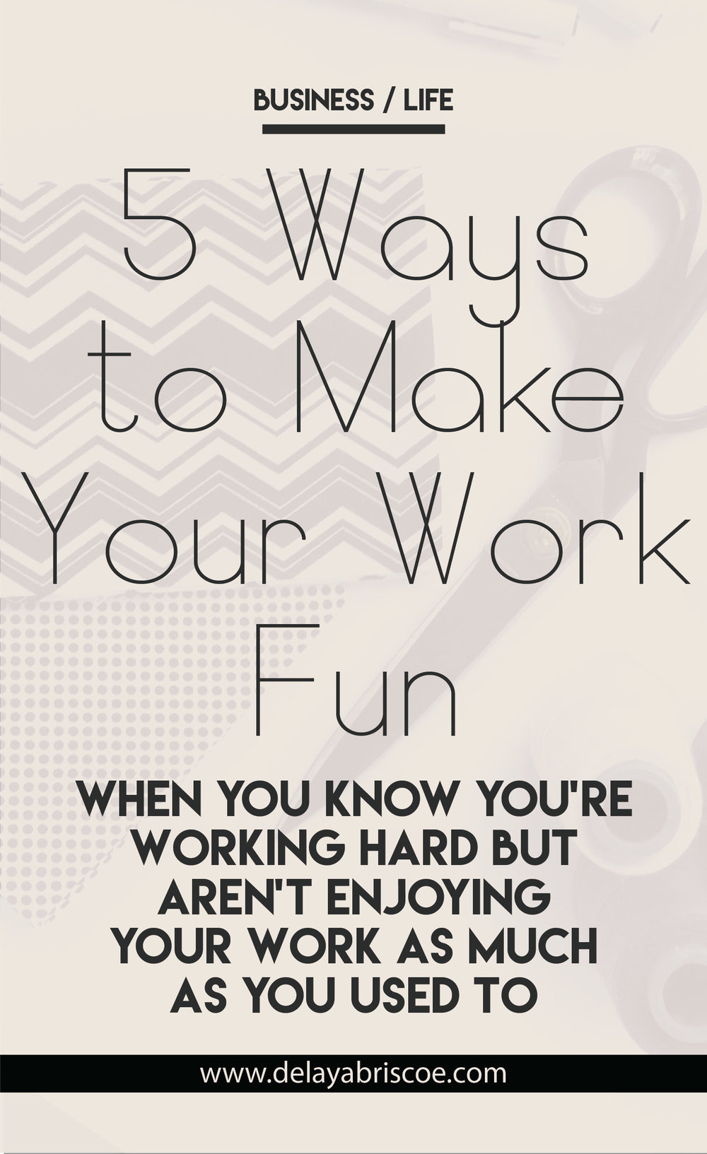 WAYS-MAKE-WORK-FUN