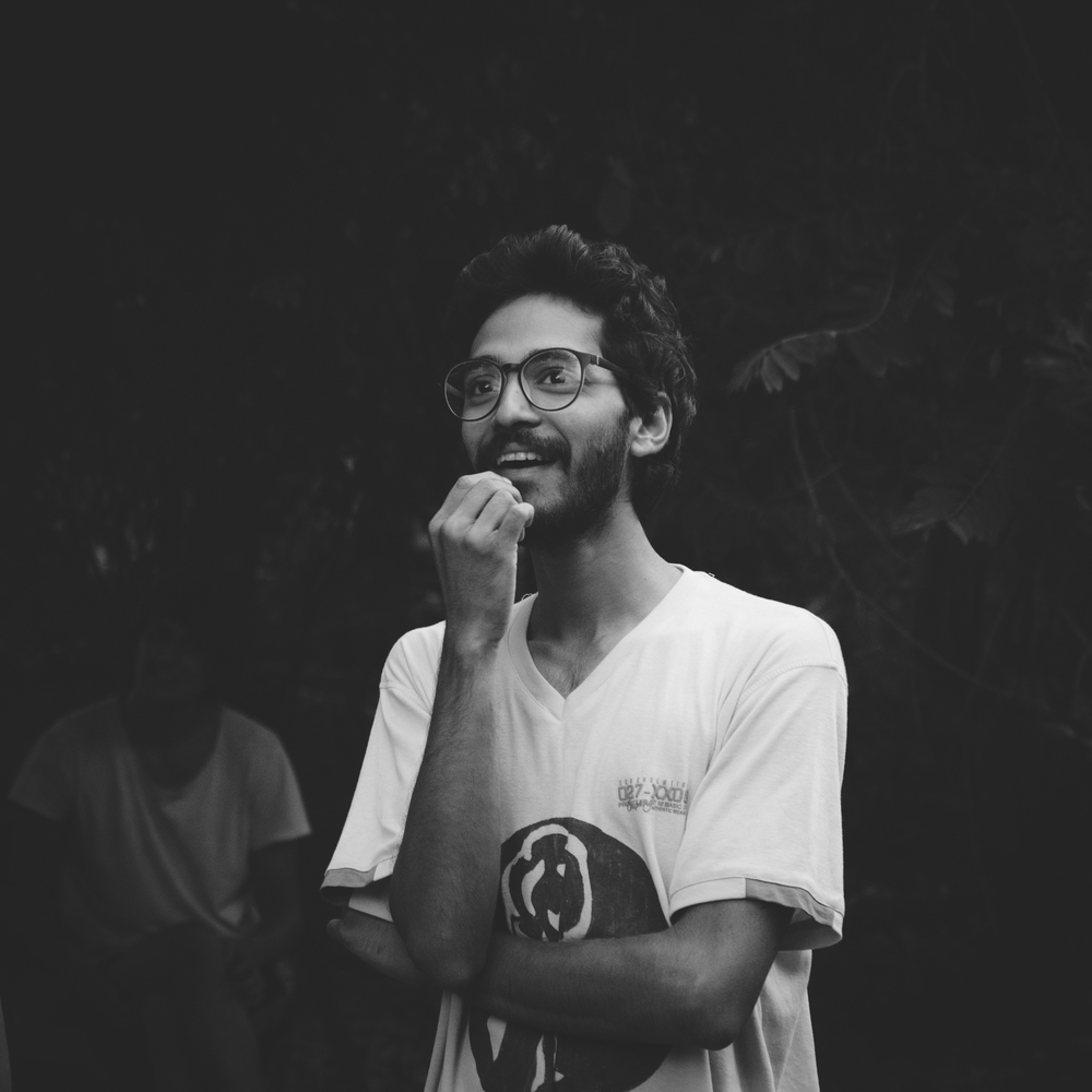 Aalaap is a software engineer, consumed by the Forest. He has quit the luxuries of urban life and now dedicates his time to the Forest.