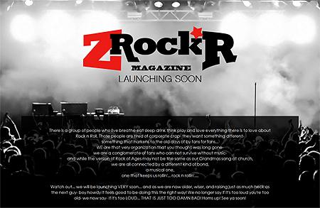 Z'Rock~R logo