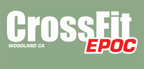 CrossFit EPOC of Woodland Logo