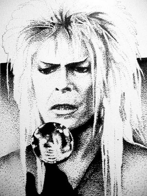 David Bowie from Labyrinth