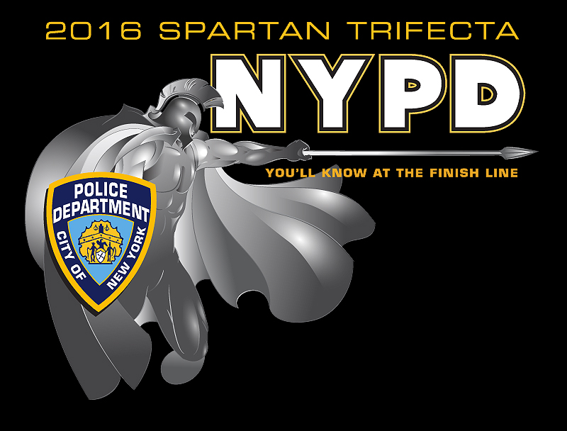 NYPD Spartan Race 2016