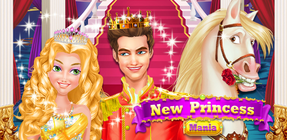 Princess First Kiss Romance  Love can be a complicated story, can't it? Princess First Kiss is a charming adventure, makeup and beauty dress up game that puts you inside the magical fairy palace to witness a love story for different princesses looking for their prince.