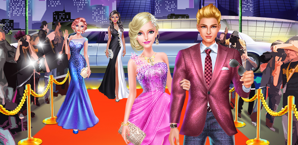 Celebrity Fashion Award Show  And the award goes to...YOU! Be the best actress or singer, ROCK the red carpet!
