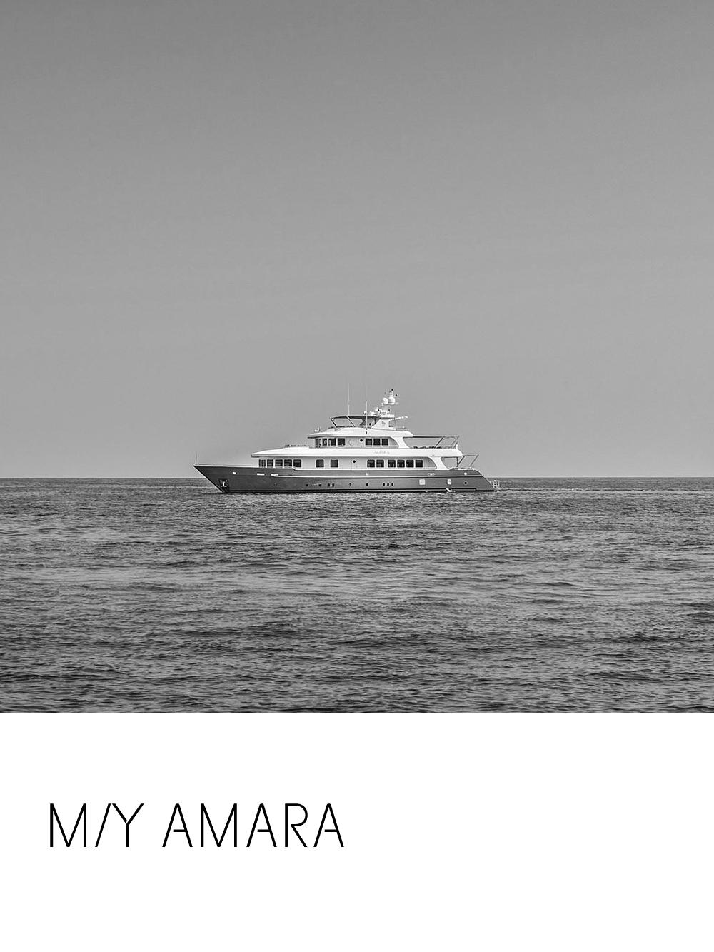 M/Y AMARA