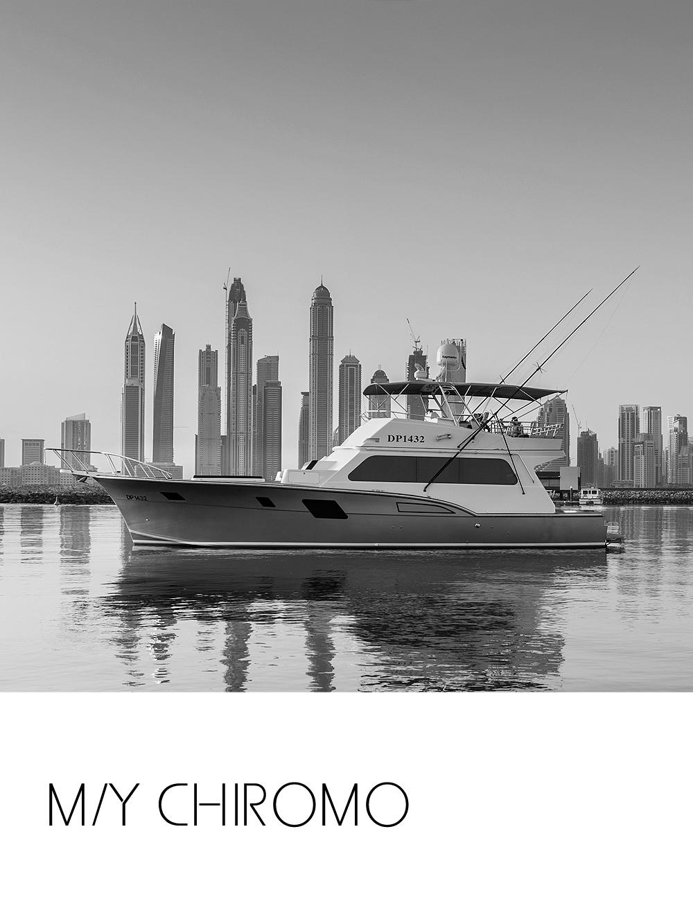 M/Y Chiromo