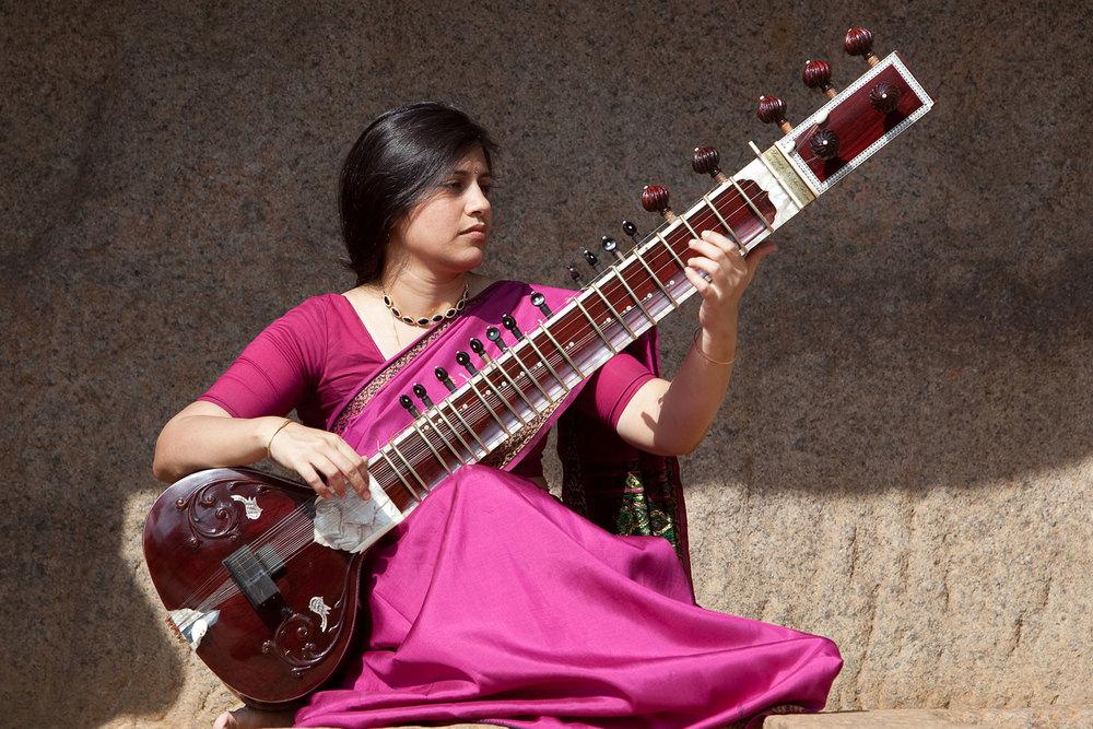 Anupama Bhagwat - when strings meet soul