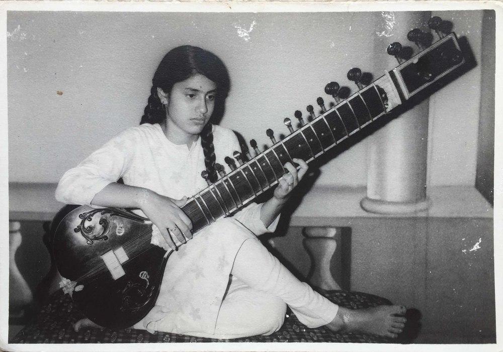 Young Anupama