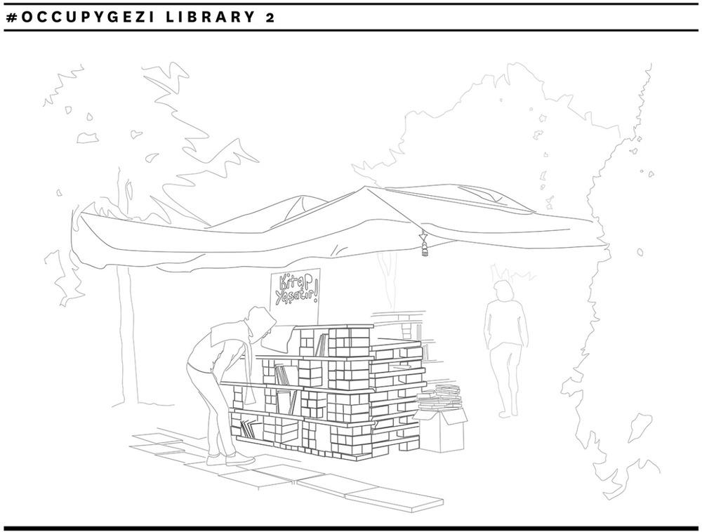 #occupygezi architecture