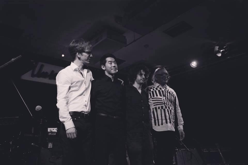 Nguyên Lê (git), Benjamin Schatz (p), Hogyu Hwang (b), Diego Pinera (dr)