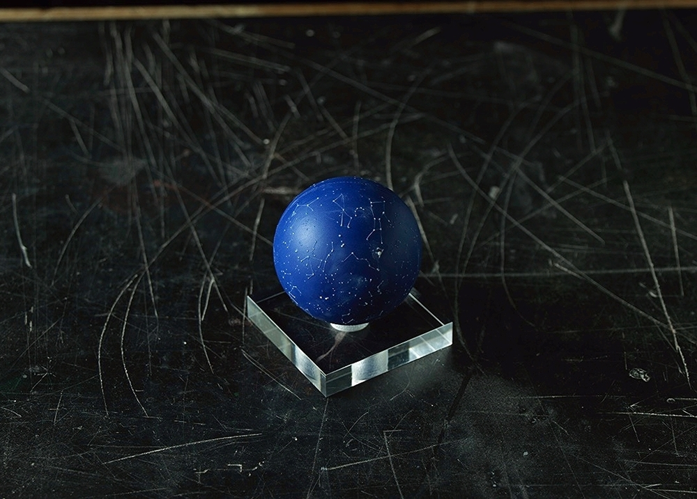 Star charts have been around for millennia…  There are two ways of representing the constellations on our familiar framework of longitude and latitude; looking out from the earths surface, and looking in.   Celestial Globe Shop