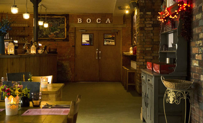 A cosy and relaxed vibe awaits you at Bocabar Glastonbury
