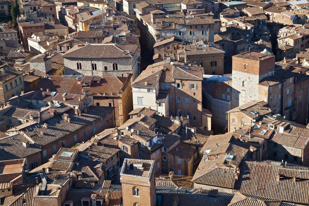 Siena Rooftops