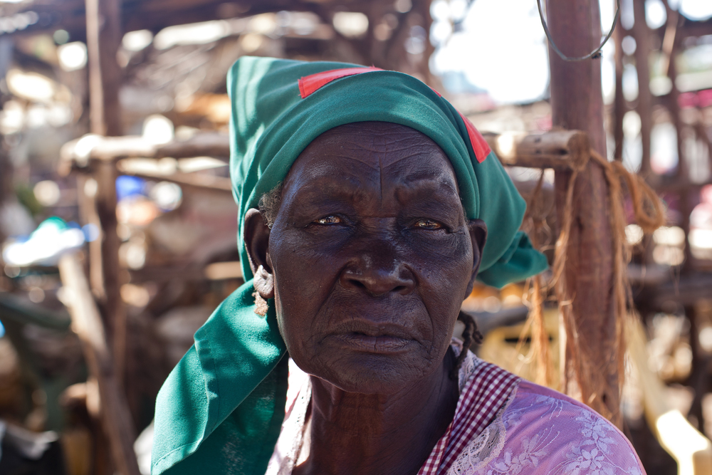 Luo Woman