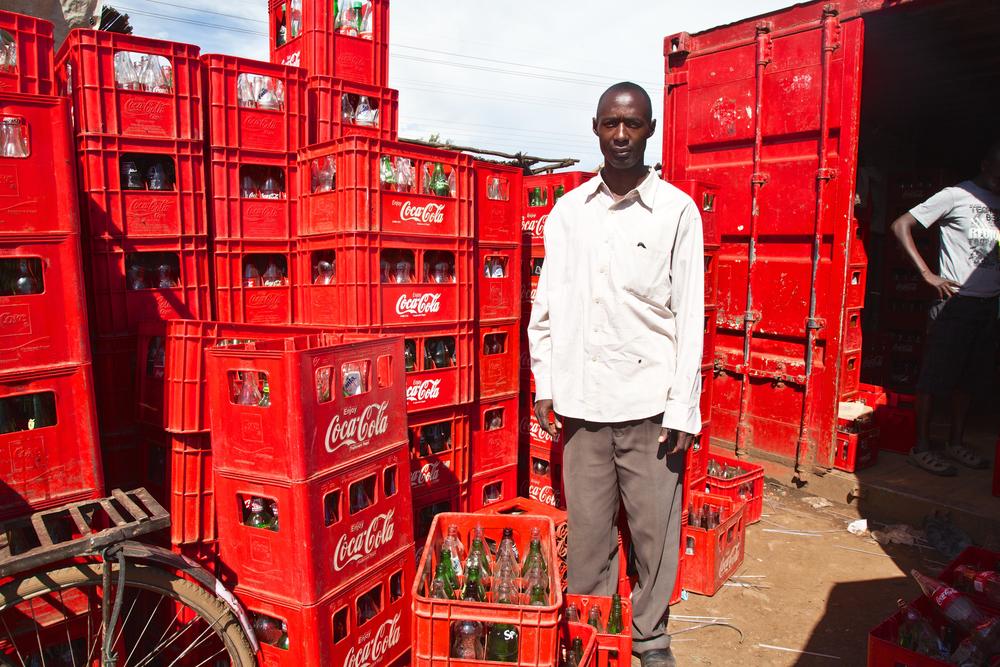 Coca Cola Trader
