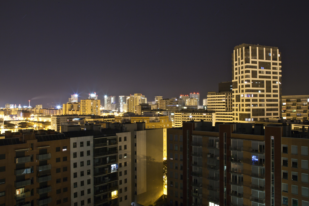 Modern Barcelona