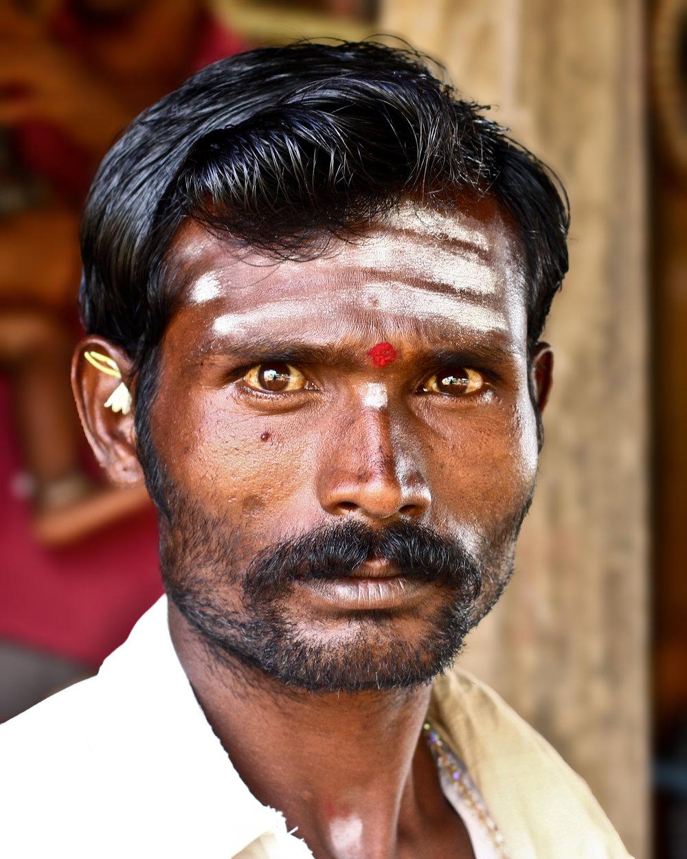 Karnatakan Villager