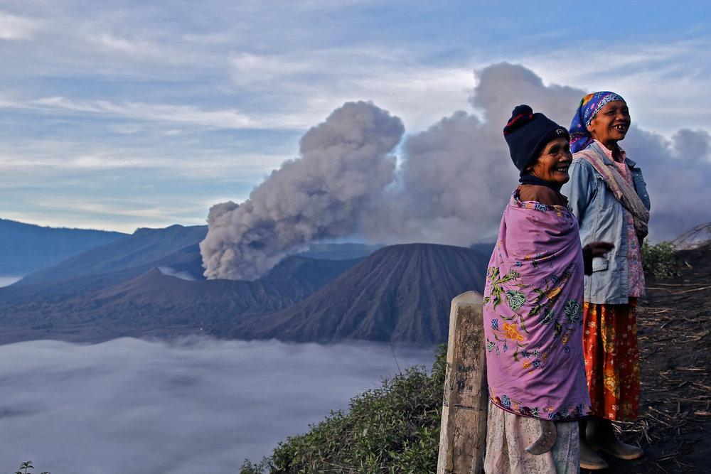 Bromo, Indonesia