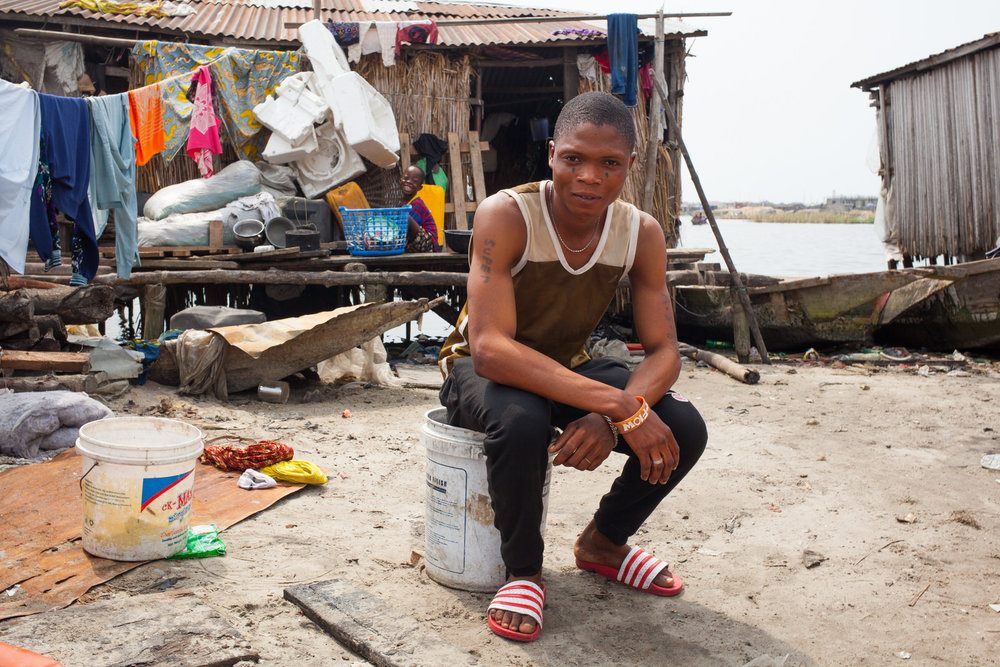 Evictions on the waterfronts of Lagos I - Otodo Gbame