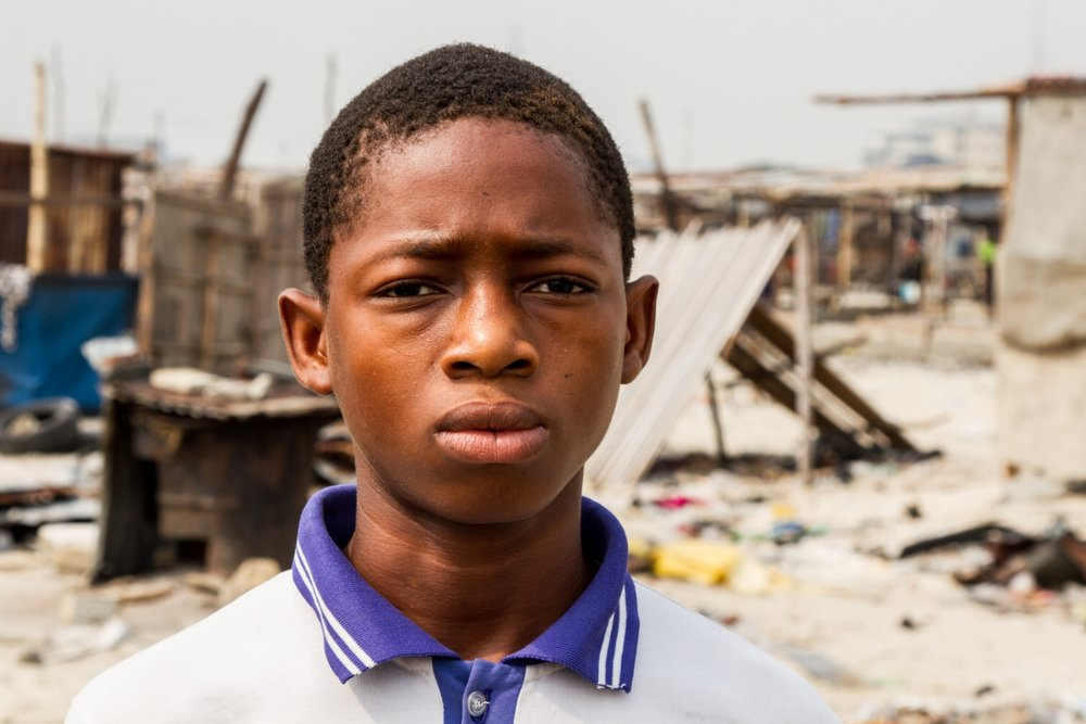 Nasu Ahmed recalls how his home and possessions were set on fire, and that he hasn't seen his parents since the evictions. His school books and work were burnt and he no longer has anywhere to study.