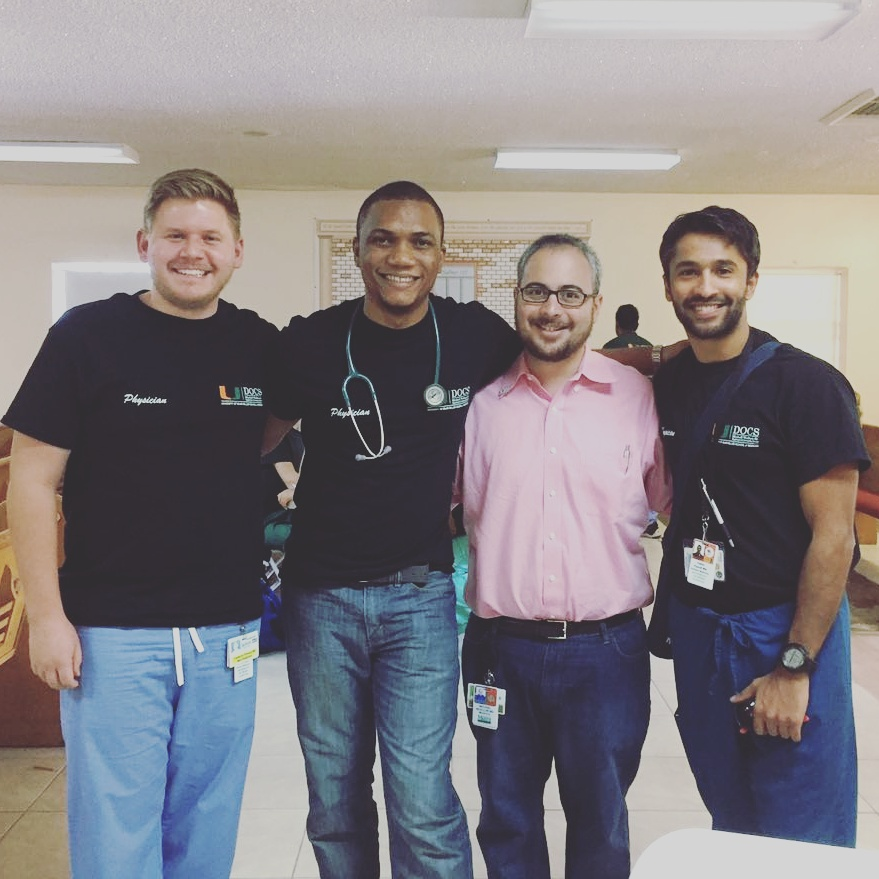 Community Service Um Jmh Internal Medicine Residency