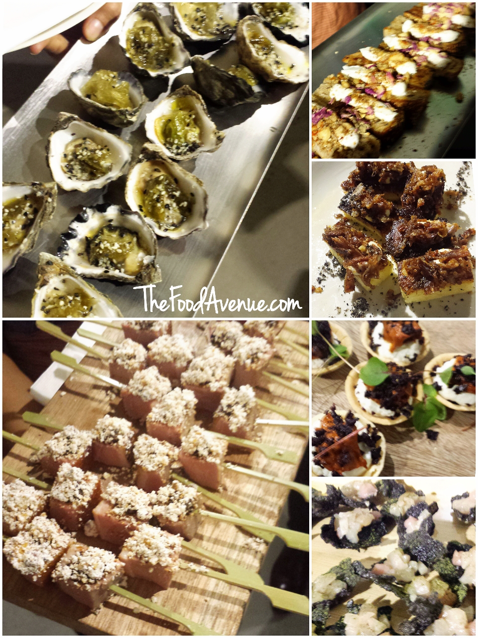 Hotel Hotel canapes1