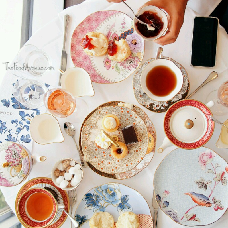 Wedgwood High Tea
