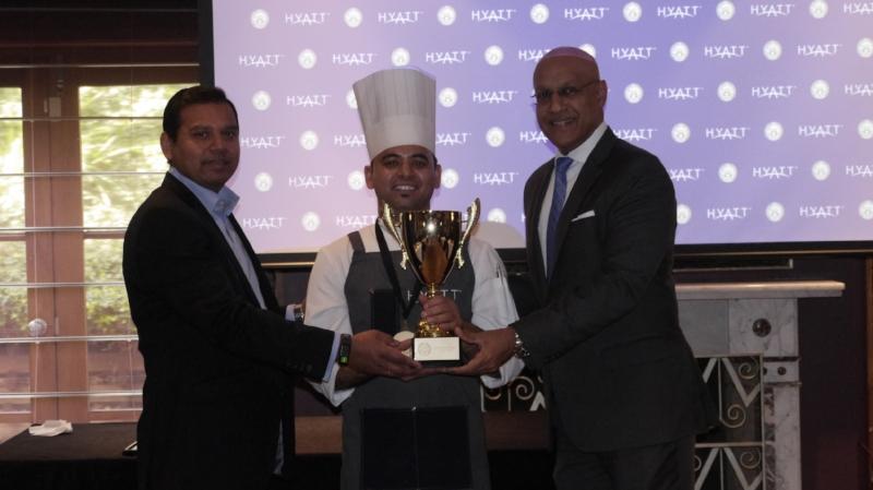 Image supplied: Winner Chef Virender Bisht