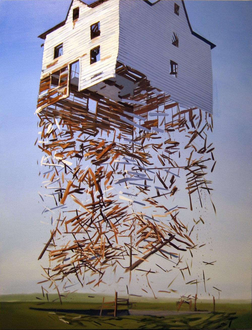 Ascending House