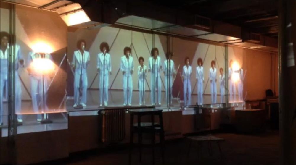 VISUALS: Stevie Wonderland Club