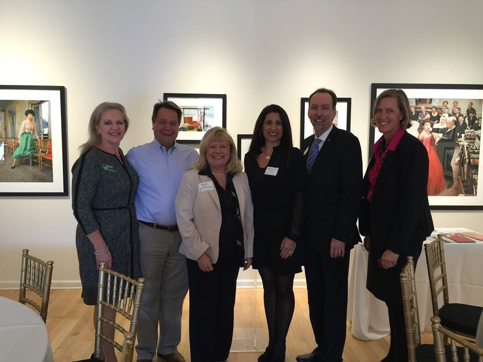 Palos Verdes Chamber of Commerce Breakfast Networking Meeting at the beautiful Palos Verdes Art Center!