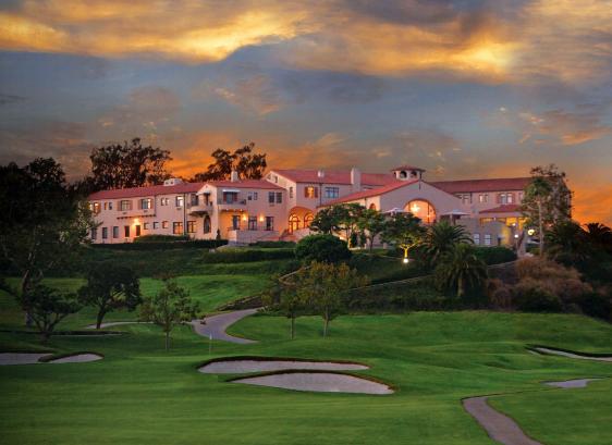 Riviera Country Club (image via ronnieanddaniela.com)