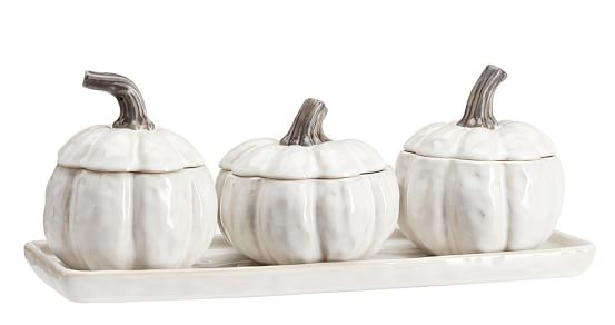 Gourd Condiment Set