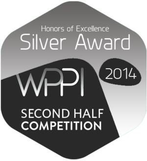 Wedding and Portrait Photographers International (WPPI) - Silver Award 2014