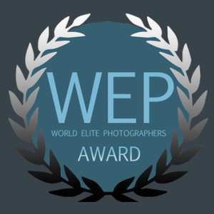 World Elite Photographers (WEP) Award