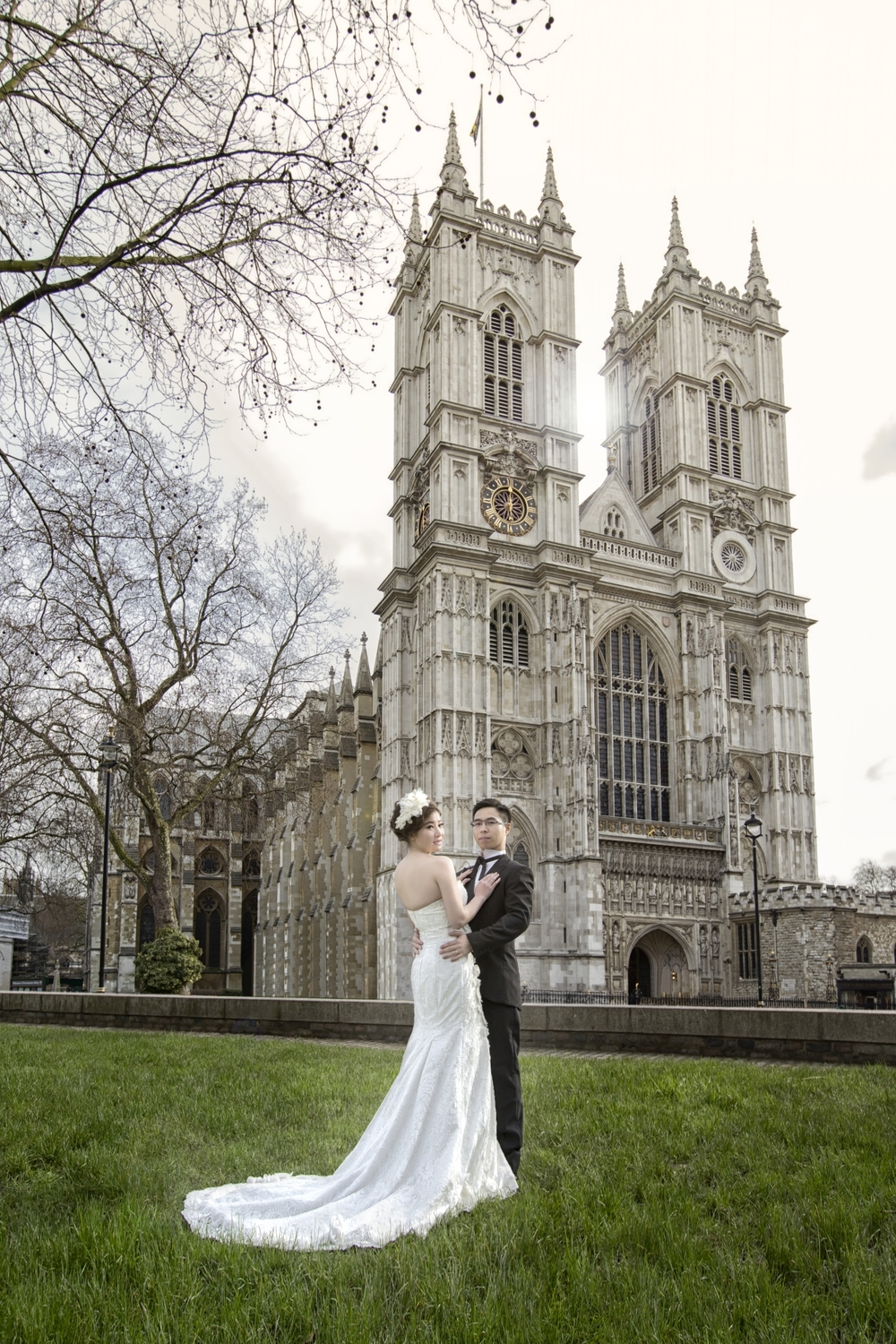 London Pre-wedding